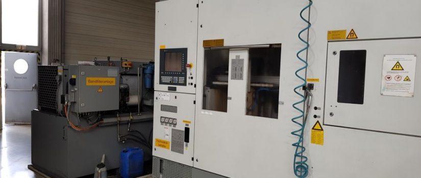 Gildemeister CNC Turning machine