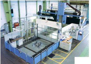 Heyligenstaedt Köprü Tipi CNC İşleme Merkezi