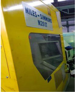 Niles-Simmons Mil Tornası