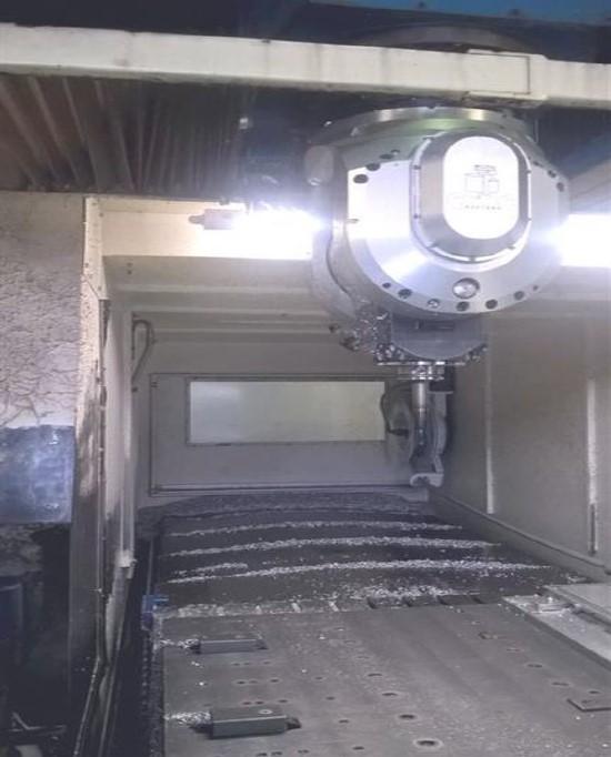 Huron Double Kolon Köprü Tipi İşleme Merkezi