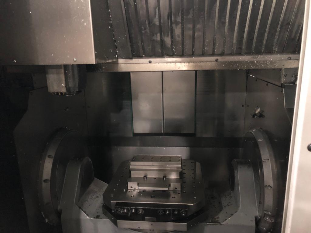 Hermle C30U Dik İşleme Merkezi