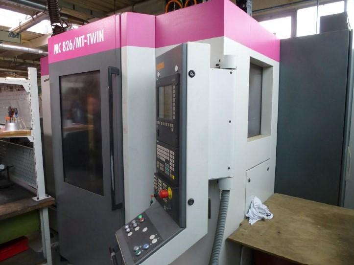 MC331 Dik İşleme Merkezi