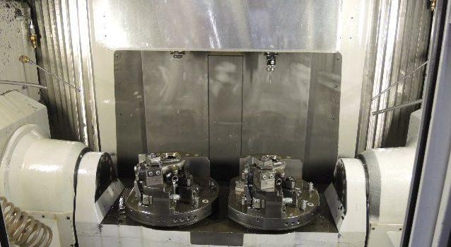 Chiron DZ15FX Dik İşleme Merkezi