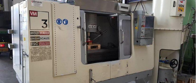 Haas VM-3HE Dik İşleme Merkezi