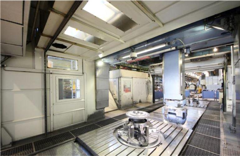Heyligenstaedt Double Kolon Köprü Tipi İşleme Merkezi