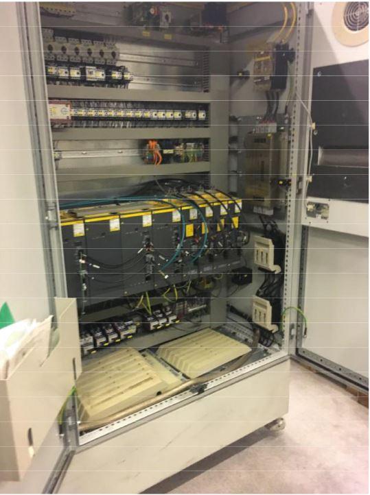 Robot ile Dik İşleme Merkezi birlikte çalışma