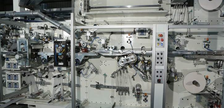 Phoenix Bebek bezi makinası